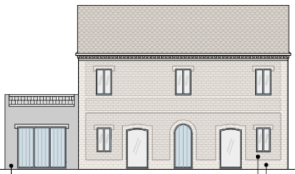 Casa Camini vakantiehuis in Cossignano