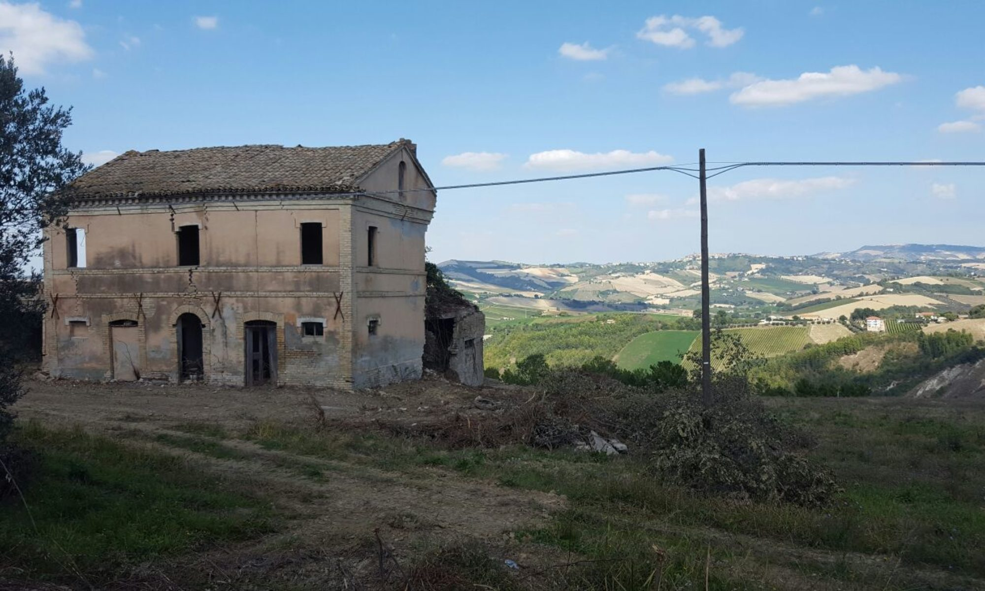 vakantievilla in Cossignano | Italie